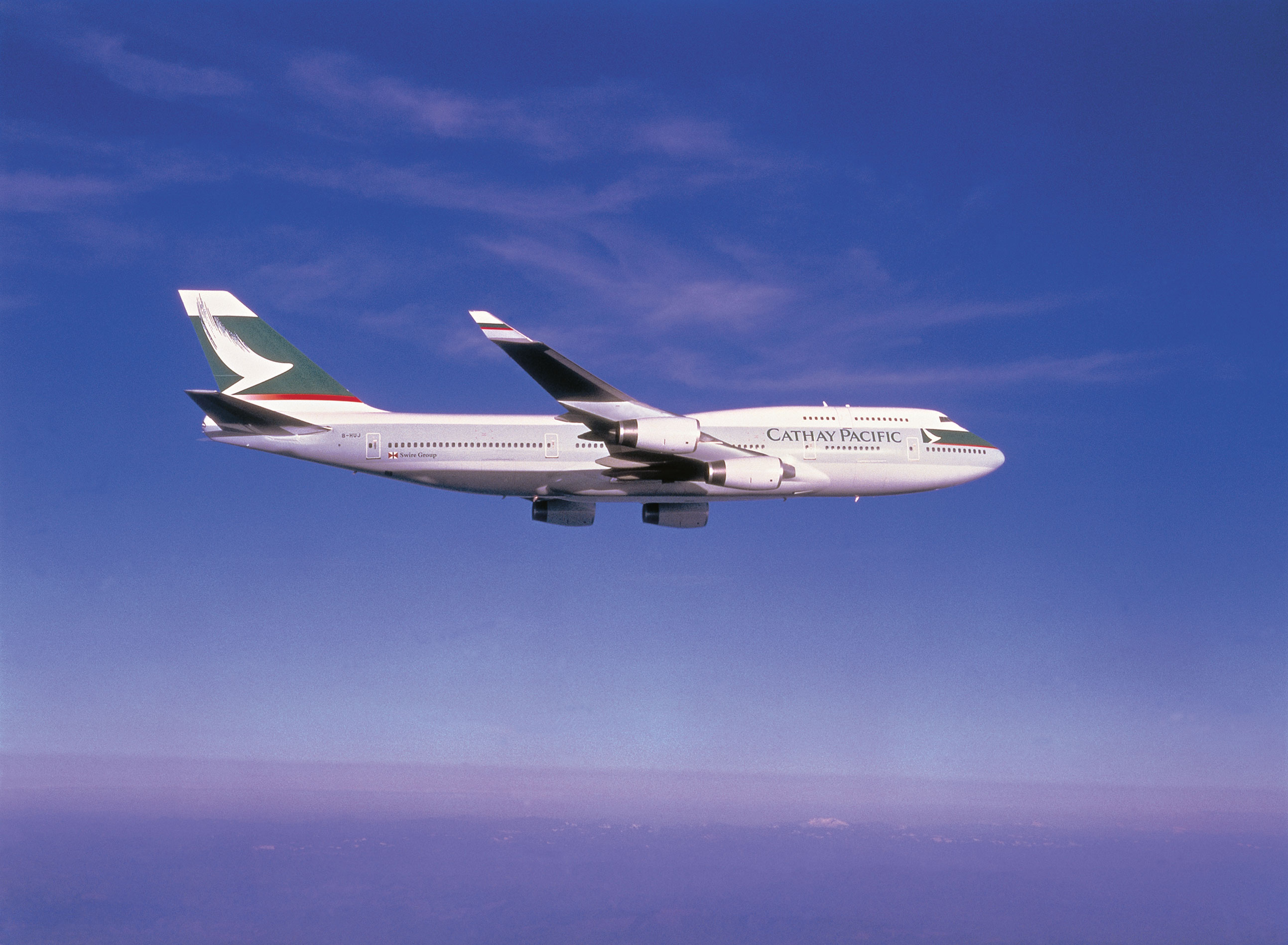 Lynch-Bages on board Cathay Pacific